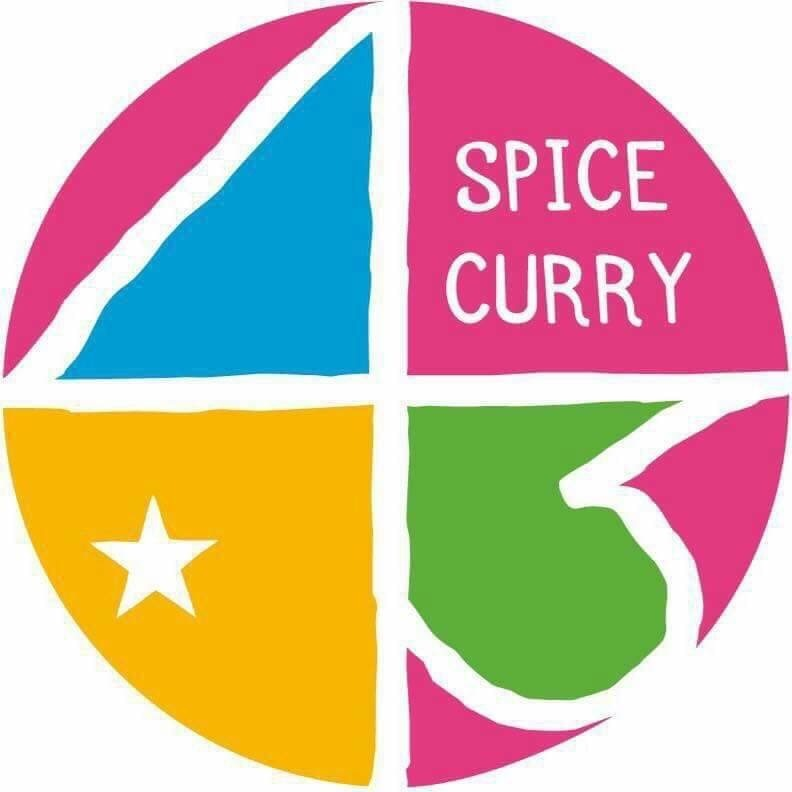 SPICE★CURRY43 ロゴ